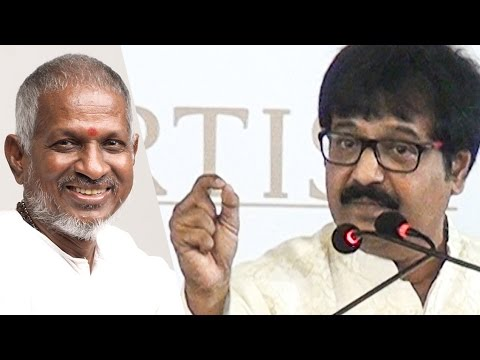 """""""Ilaiyaraaja wouldn't have existed if media reviews were there!""""- Vivek 