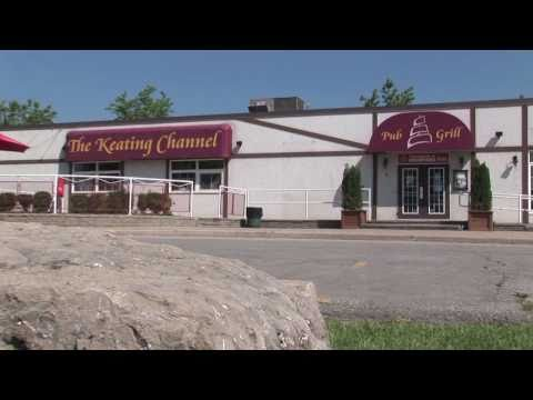 Dine.TO: The Keating Channel Pub, Toronto Pubs