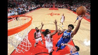 Top 17 Rookie Plays of The 2016-2017 NBA Season