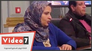 ممثلة المعاقين بقائمة فى حب مصر: هنشتغل كويس علشان نرجع حق ذوى الاحتياجات