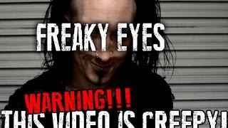 Shock Illusionist Dan Sperry : Anti-Conjuror *strange eyes*