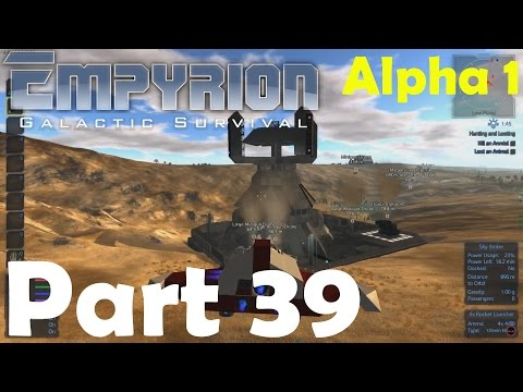 OMICRON DRONE BASE MISTAKE!!! | Empyrion – Galactic Survival | Alpha Gameplay / Let's play | Part 39