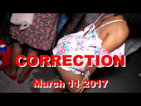 CORRECTION. March 11 2017. Crooked River, Clarendon.