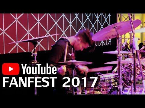 IXORA LIVE YOUTUBE FANFEST 2017 | #IXSTORY11
