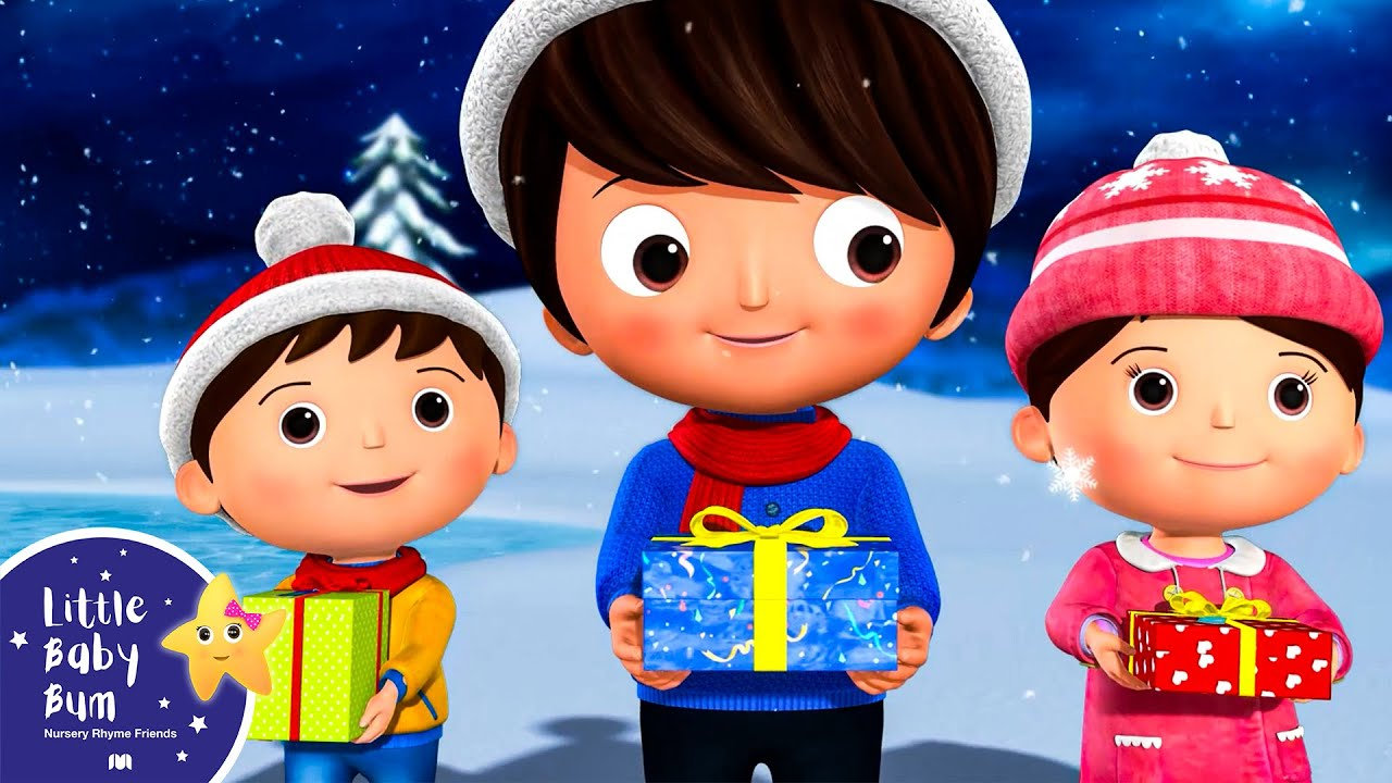 12 Days of Christmas   Christmas Song for Kids   Baby Songs   +More Nursery Rhymes   Little Baby Bum
