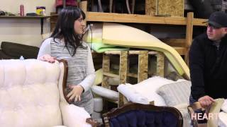 The Upholstery Shop: How To Find Quality Vintage Furniture | Withheart
