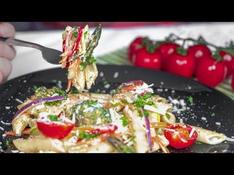 Pasta PRIMAVERA | Best VEGETARIAN Pasta recipe for dinner | Spring season |