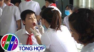 THVL | Hơn 1.700 học sinh được khám sức khỏe sau vụ cháy Công ty Rạng Đông