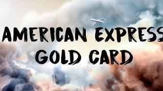 Lohnt sich die American Express Gold Card?