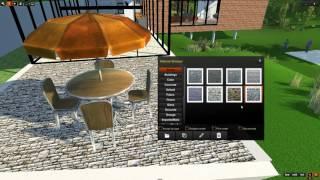 Creare ed applicare nuovi materiali in OneRay-RT