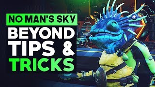 No Man's Sky Beyond: 10+ NEW Tips and Tricks For the Ultimate Traveler (Ultimate Beginner's Guide)