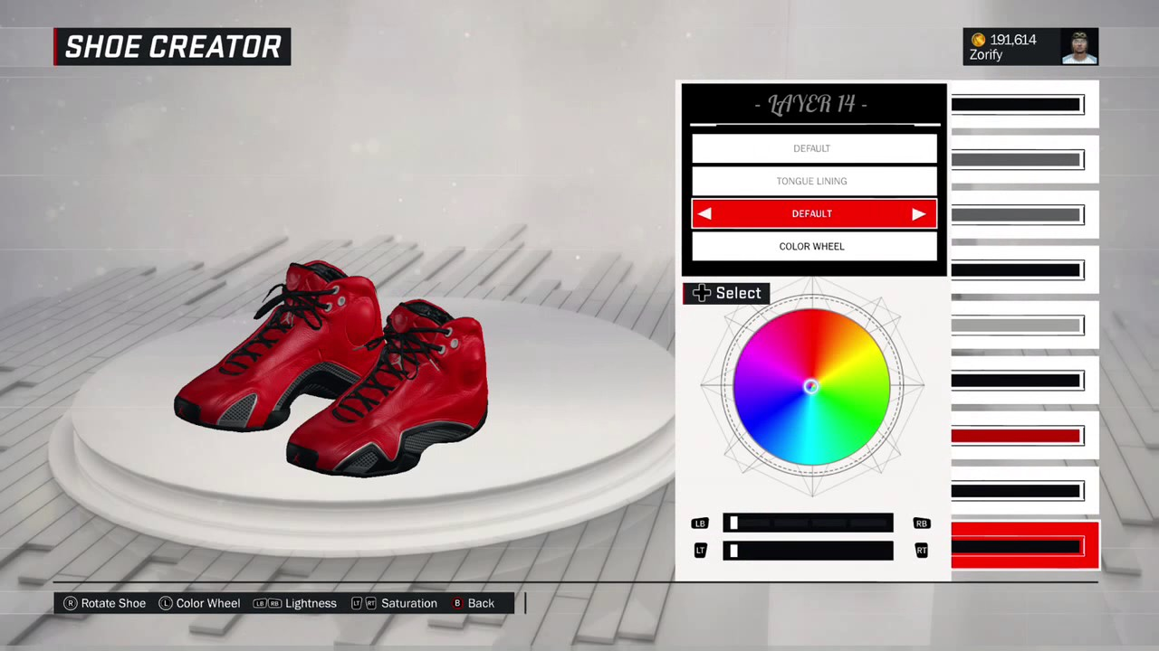 Air Jordan Creator Shoe 21 NBA 2K17 T1lFKJc3