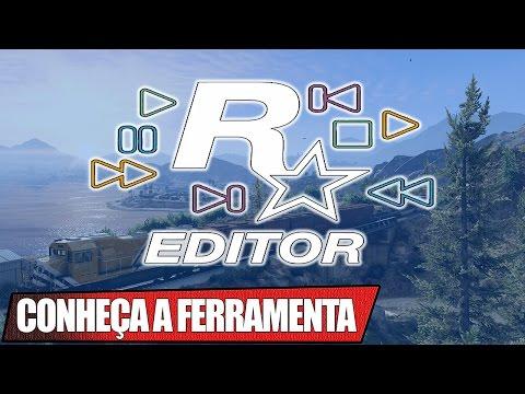EDITOR ROCKSTAR: FERRAMENTAS, COMO EDITAR E PARA ONDE VAI O VÍDEO RENDERIZADO