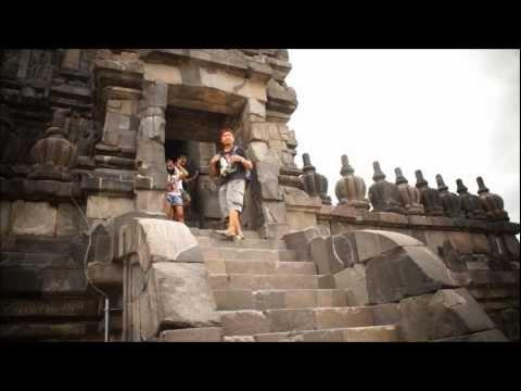 Prambanan Temple, Yogyakarta, Indonesia | Backpacking 50days Journey | Travel Vlogging