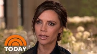 Victoria Beckham On New Clothing Line, Family And A Spice Girls Reunion | TODAY