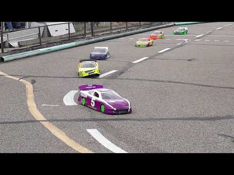 1/4 Scale Rc Oval Race 2
