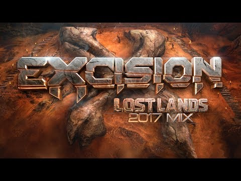 Excision - Lost Lands Mix 2017