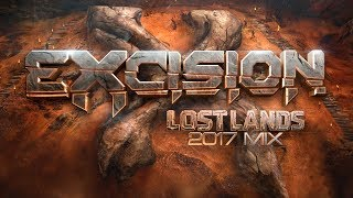 Excision - Lost Lands 2017 Mix