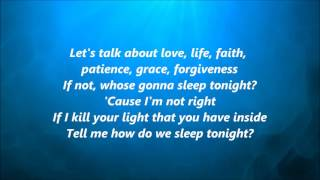 Kirk Franklin – No Sleep Tonight (Lyrics)