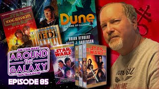 Star Wars Legends Kevin J. Anderson EU continuity, Canon & Disney era