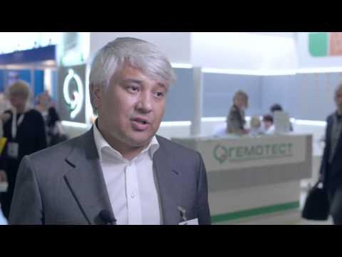 Интервью Генерального директора ООО Лаборатория Гемотест BUYBRAND Expo 2015