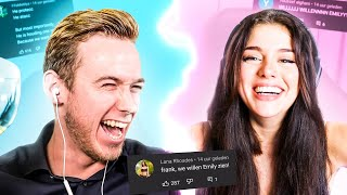 EMILY BLACK ON DUTCH YOUTUBERS!! 😍