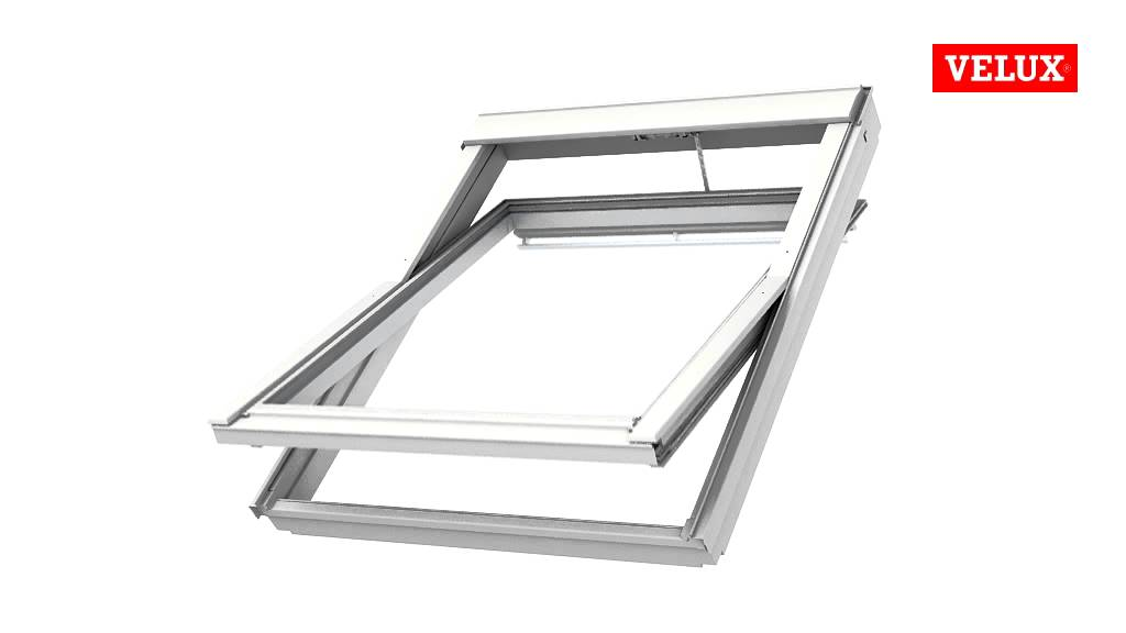 velux gpu fk06 gallery of velux gglggu roof window with. Black Bedroom Furniture Sets. Home Design Ideas