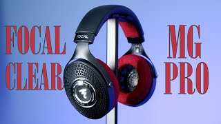 Focal Clear MG Professional Review