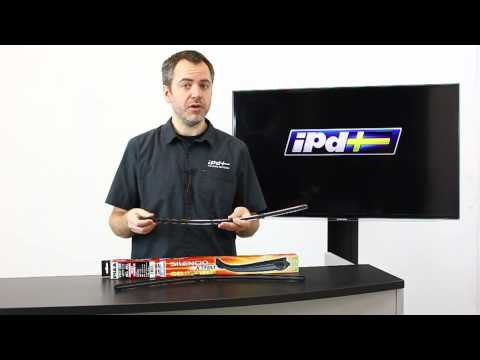 IPD Volvo -PIAA Silencio Wiper Blade Overview
