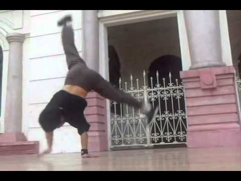 BBoy Cat -The Kings Crew- NamDinh city, Vietnam_BBoy Power move
