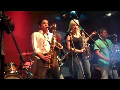 Dave Koz Mindi Abair Gerald Albright and Richard Elliot - Got To Get You Into My Life