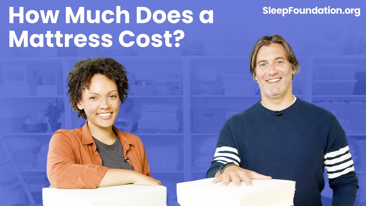 How Much Does a Mattress Cost?