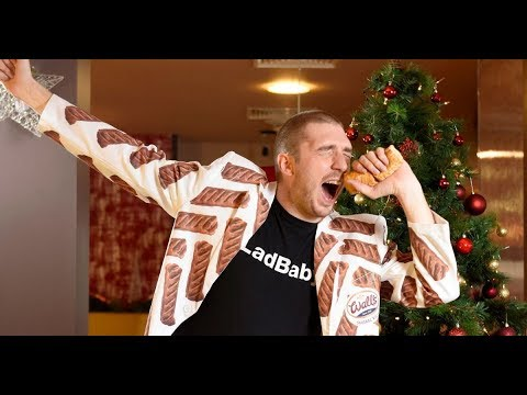 LadBaby close to Christmas number one with song about sausage rolls Mp3
