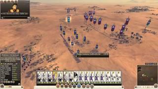 Total War: Rome II - Grand Master Championship - Achilles vs Jarik (R1, G1)