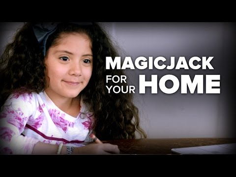 Save On Home Phone Bill With MagicJack
