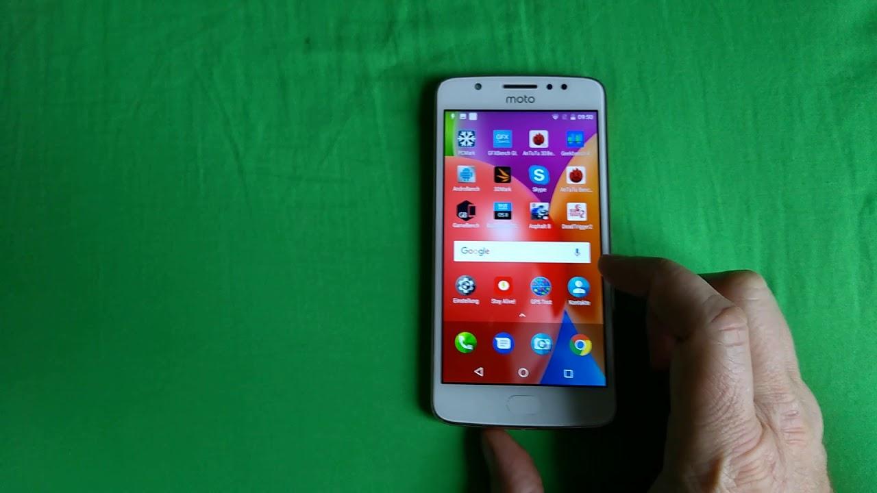 Lenovo Moto E4   UI and first impression