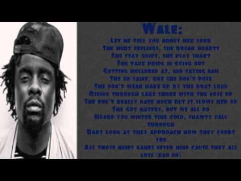 Bad- Wale Ft. Tiara Thomas Lyrics