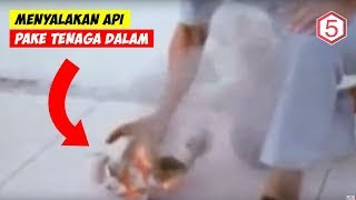 ADA DARI INDONESIA ! 5 MANUSIA SUPER BERKEKUATAN MUTAN DI DUNIA NYATA !