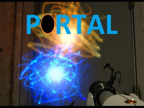Floating Energy Balls! [Portal ep3]