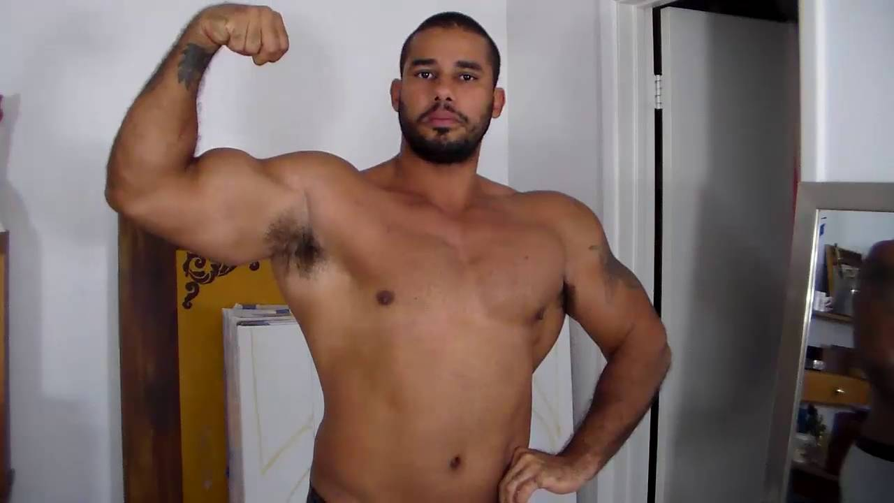 muscle god samson