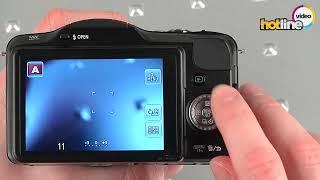 видео Обзор фотоаппарата Lumix DMC-GF3K