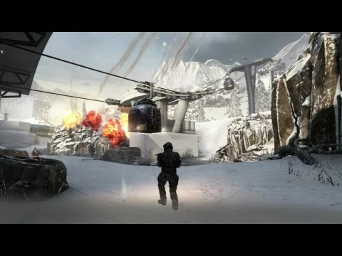 Call of Duty: Black Ops II - Revolution: The Replacer Trailer