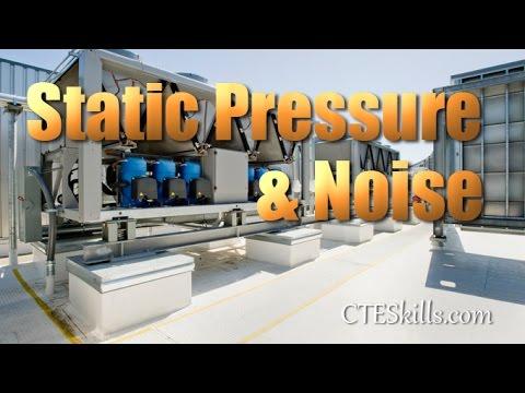 HVAC Noise - Static Pressure
