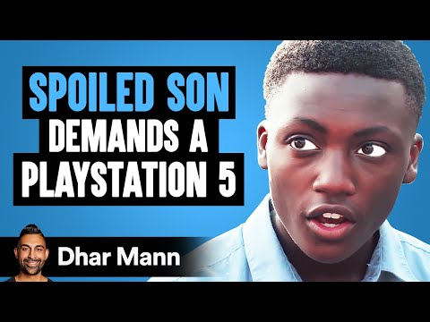 Son Demands A PlayStation 5, Then Mom Teaches Him An Important Lesson | Dhar Mann