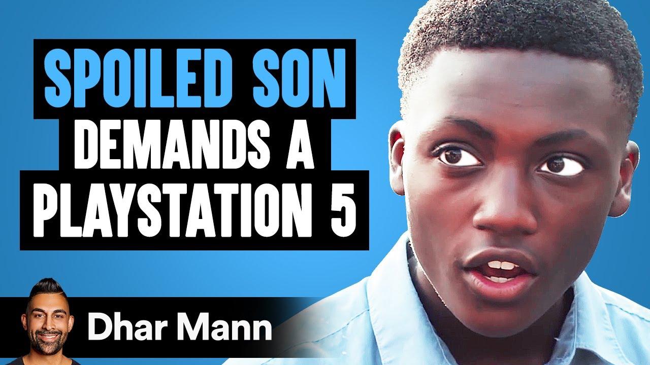 Son Demands A PlayStation 5, Then Mom Teaches Him An Important Lesson | Dhar Mann