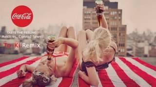 Download lagu Avicii vs Conrad Sewell Taste The Feeling MP3