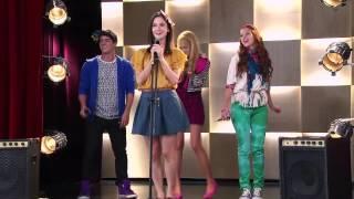 Violetta 2  Francesca canta Alcancemos las estrellas   Episodio 9)