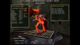 Repeat youtube video Mechwarrior 2 Soundtrack: Clan Wolf Ready Room (Gravis Ultrasound)