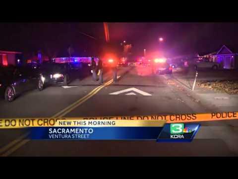 Sacramento police investigating double homicide on Ventura Street