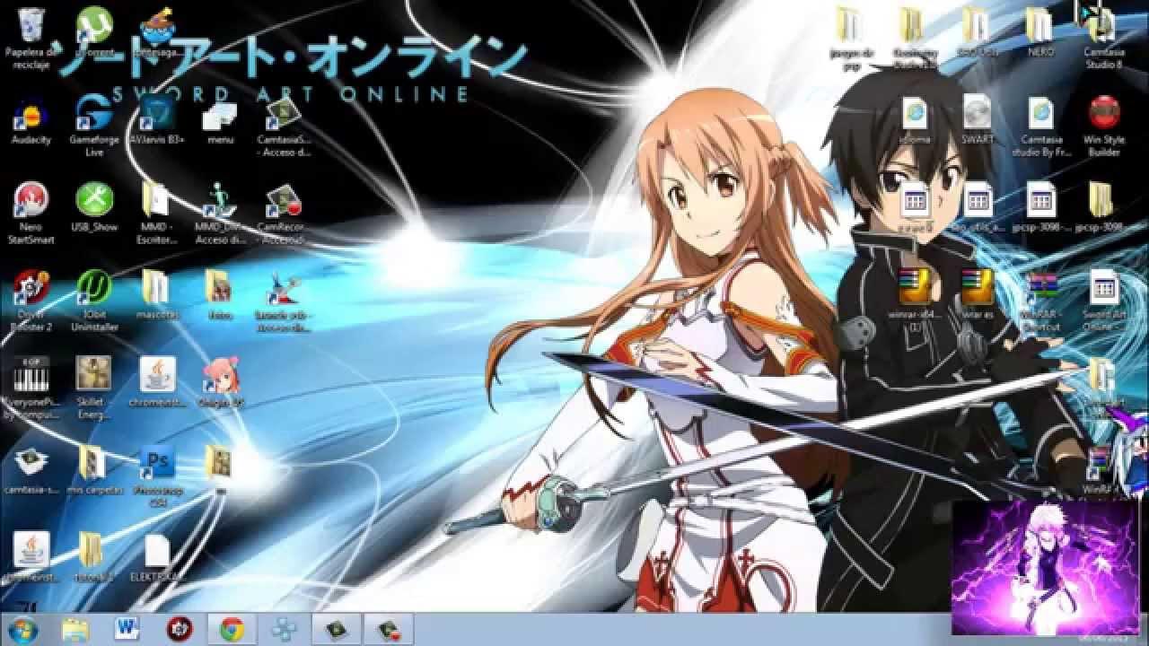 descargar juegos de anime